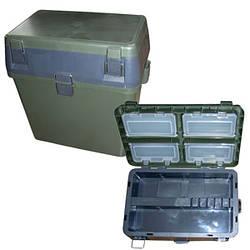 Зимний ящик Salmo H-2060
