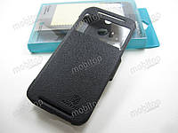 Чехол книжка Nillkin HTC One M8 (черный)