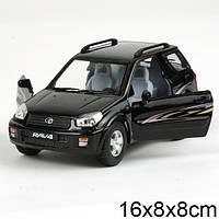 "Машина Kinsmart KT5041W  ""Toyota Rav4"""