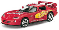 "Игрушка Машина металлическая Kinsmart KT5039WF ""Dodge Viper GTSR"""