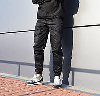 Мужские штаны карго Promitheus Black