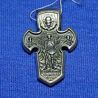 Мужской серебряный крест Архангел Михаил КР-2