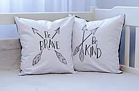 Подушка «Ве Brave»