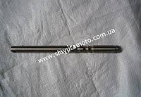 Вал вилки 3 и 4 передачи L-215mm DongFeng 240/244