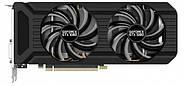 Ускоритель Palit GeForce GTX 1080 Dual OC Edition получил заводской разгон