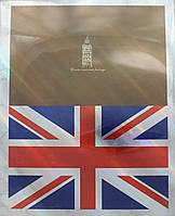 "Фотоальбом ""Английский флаг"", 21*27см, 160фото"