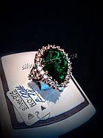 Серебряное кольцо в Османском стиле Хюррем Султан (стандарт)