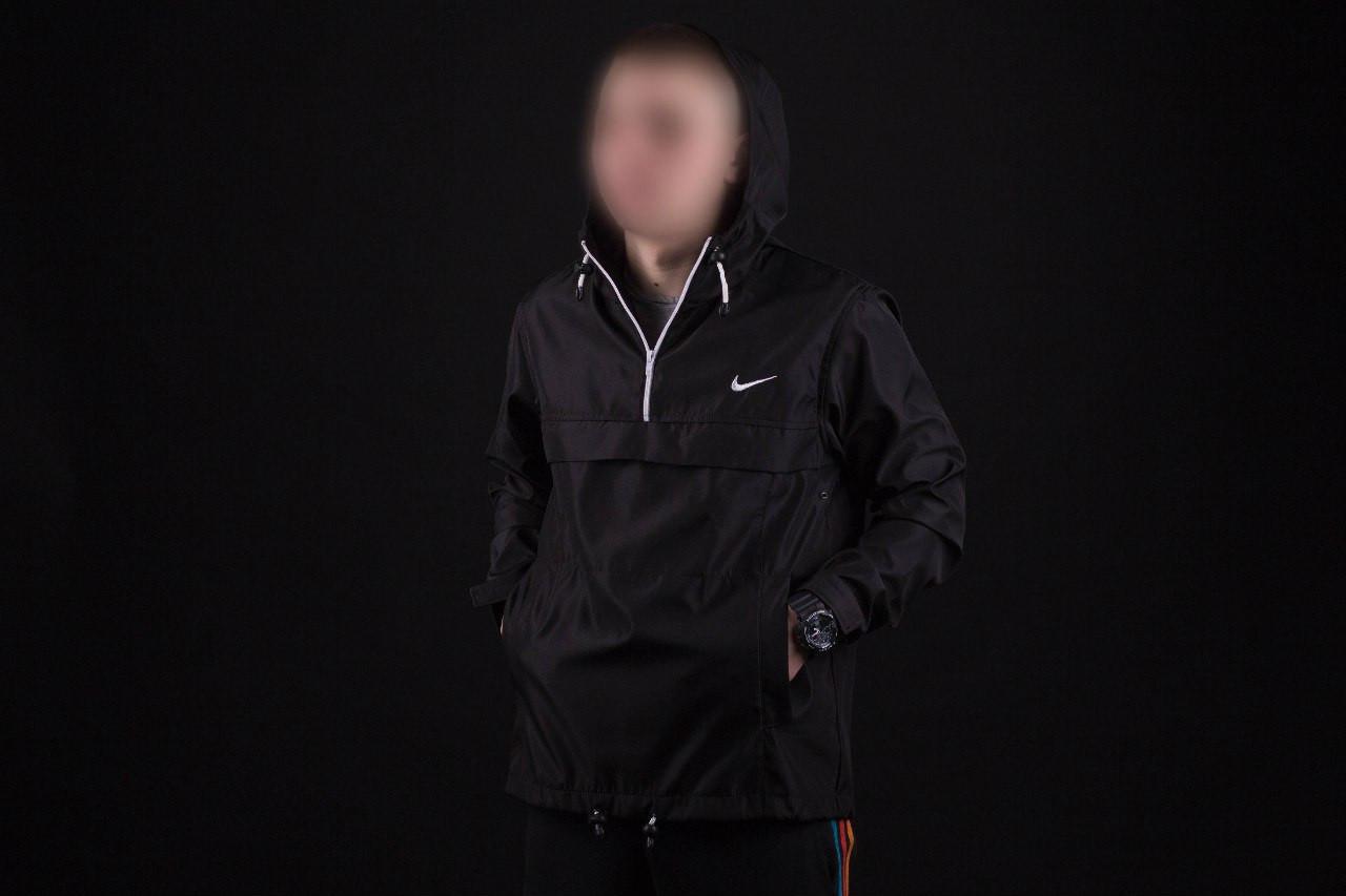 1aa742ea STOP Цена! Анорак,ветровка Nike: продажа, цена в Харькове. куртки ...