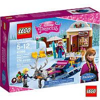 Лего Подорож Анни та Крістофа на санях 41066