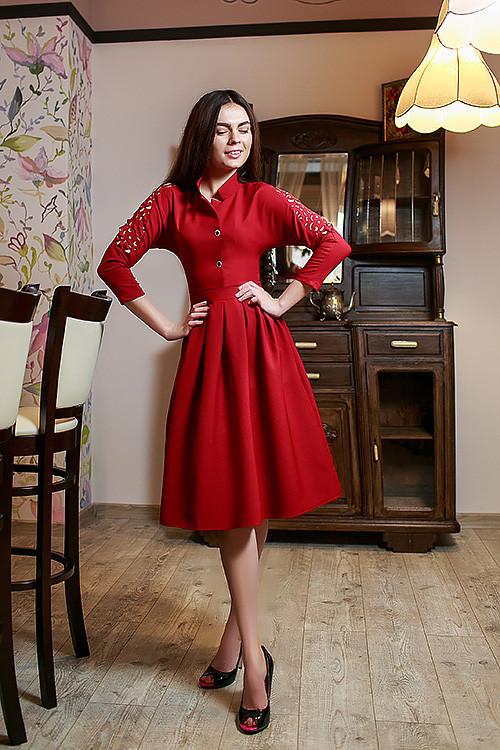 Элегантное женское платье Париж