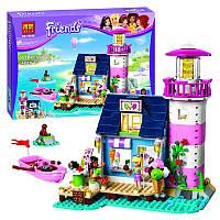 Конструктор Bela Friends 10540 Маяк в Хартлейке (аналог LEGO Friends 41094), 478 дет