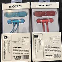 Беспроводные Bluetooth наушники  для спорта Sony EX650BT с микрофоном