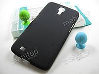 Чехол Nillkin Samsung Galaxy Mega 6.3 i9200 + пленка (черный)