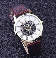 Кварцевые часы скелетоны