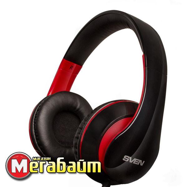 Гарнитура SVEN AP-940MV Black-Red