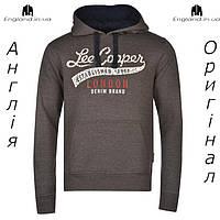 Кофта худи толстовка Lee Cooper с капишоном | Кофта худі Lee Cooper з капішоном