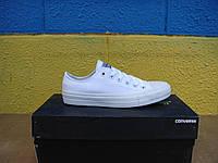 Кеды Converse 2016 женские белые (конверсы) кеды летнее
