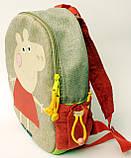 Дитячий рюкзак свинка Пепа, фото 3