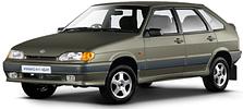 Фаркопы на ВАЗ 2113, 2114 (2001-2014)