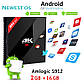 Android TV Box H96 PRO 2 ГБ 16 ГБ 8 Ядер Android 6.0 TV Box WI-FI HDMI 2.0A 4 К, фото 6