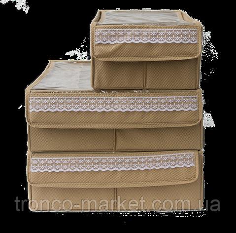 Комбо-органайзер 1 шт с крышкой, фото 2
