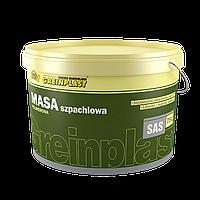 Шпаклівка полімерна Greinplast SAS (для швів г-к) 8 kg
