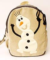 Детский рюкзак снеговик Олаф, фото 1