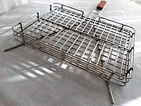 Решетка для мангала 40х30х5 см.
