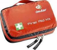 Туристическая аптечка DEUTER First Aid Kit  4943116 9002 papaya пустая цвет красный