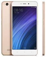 Смартфон Xiaomi Redmi 4A Gold Подарок OTG-кабель