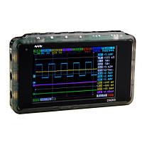 "Карманный цифровой осциллограф DS-203 с 3"" LCD 72 МГц, фото 1"