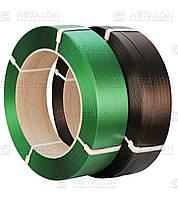 Лента ПЭТ 19 х 1,0 мм (1000м) Полиэстеровая упаковочная