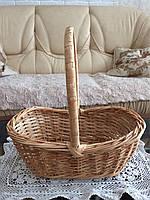 Плетёная подарочная корзина