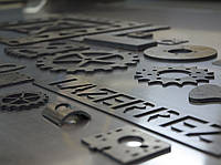 Резка металла лазером, гравировка, лазеркая обработка, раскрой металла