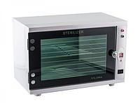 УФ стерилизатор для маникюрных и парикмахерских инструментов с таймером VS 208A