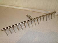 Грабли ширина 60 см(14) зубьев.