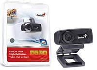 Веб-камера Genius FaceCam 1000X HD, 32200223101