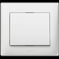 Выключатель кнопочный 1-клавишный Galea Life
