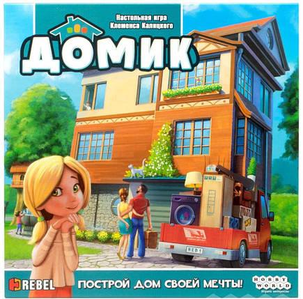 Настольная игра Домик, фото 2