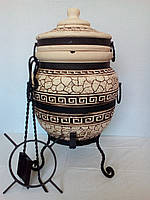 ТАНДЫР модель №1 (дизайн греческий)