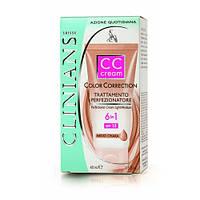Clinians Color Correction Маскирующее средство 6в1 CC Cream SPF 15