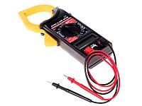 Мультиметр тестер DT 266 токовые клещи!Акция