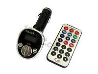 FM Модулятор Transmitter Трансмитер MP3