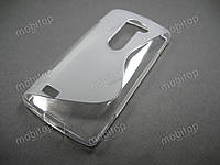 Полимерный TPU чехол LG H324 Leon, фото 1