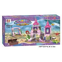 "Детский Конструктор Brick ""Русалка - принцесса океана"", 6039"