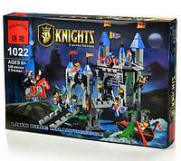 Конструктор Brick Enlighten серия Рыцари 1022 (Разводной мост замка Льва), фото 1