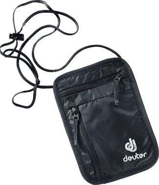 Нагрудний гаманець DEUTER SECURITY WALLET I BLACK 3942016 7000 колір чорний