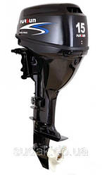 Лодочный мотор  PARSUN F15 FWS 15 л.с. (стартер)