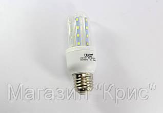 Лампочка LED LAMP E27 5W Длинная 4017!Акция