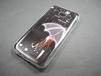 Полимерный TPU чехол Samsung E500H Galaxy E5, фото 1
